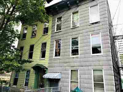 Jersey City Multi Family Home For Sale: 24 Perrine Ave