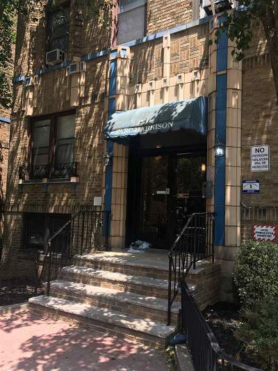 Jersey City Condo/Townhouse For Sale: 270 Harrison Ave #107