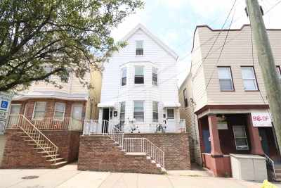Bayonne Multi Family Home For Sale: 553 John F Kennedy Blvd