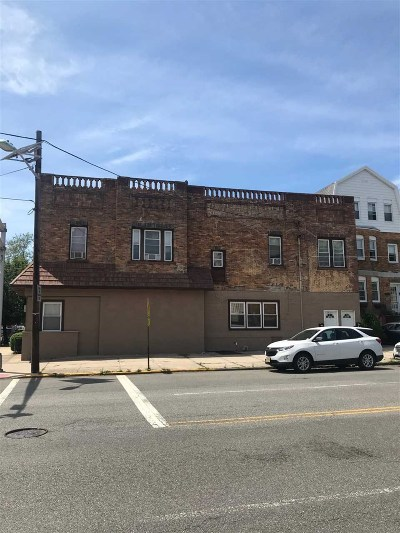 Bayonne Multi Family Home For Sale: 119 Avenue C