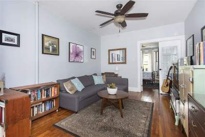 Jersey City Condo/Townhouse For Sale: 98 Manhattan Ave #1R