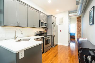 Hoboken Condo/Townhouse For Sale: 400 Madison St #5