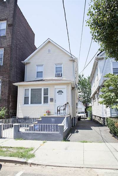 North Bergen Single Family Home For Sale: 8305 4th Ave
