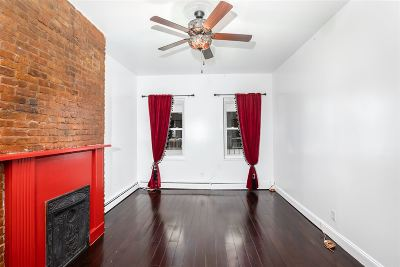 Jersey City Condo/Townhouse For Sale: 212 9th St #2A