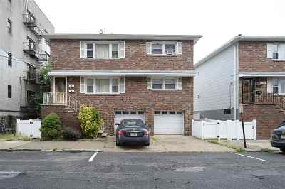 North Bergen Multi Family Home For Sale: 1002 87th St