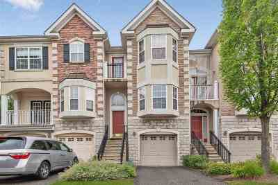 Secaucus Condo/Townhouse For Sale: 88 Osprey Ct