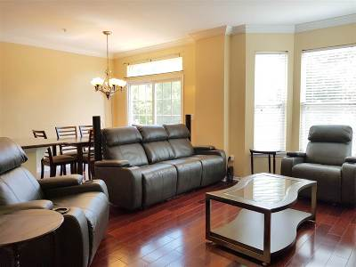 Jersey City Condo/Townhouse For Sale: 265 Custer Ave #104