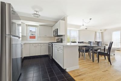 Jersey City Condo/Townhouse For Sale: 208 Ogden Ave #B