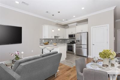 Jersey City Condo/Townhouse For Sale: 247 Cambridge Ave #1