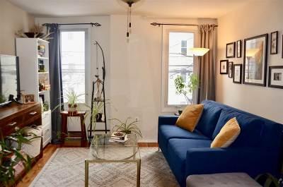 Hoboken Condo/Townhouse For Sale: 330 Monroe St #2L