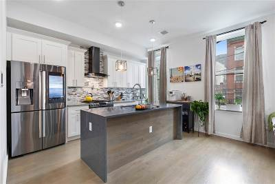 Jersey City Condo/Townhouse For Sale: 363 Grove St #2