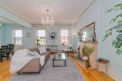 Jersey City Condo/Townhouse For Sale: 189 Christopher Columbus Dr #4