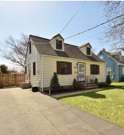 Westfield NJ Single Family Home For Sale: $2,750