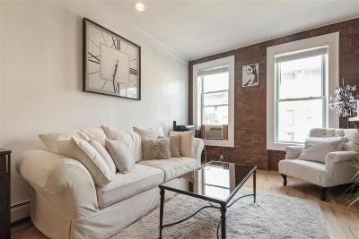 Jersey City Condo/Townhouse For Sale: 515 Jersey Ave #4