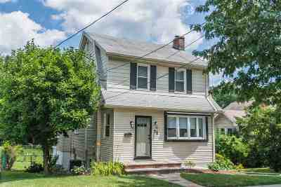 Springfield Single Family Home For Sale: 78 Tooker Ave