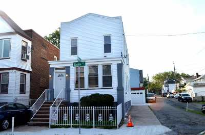 Jersey City Single Family Home For Sale: 10 Iorio Ct
