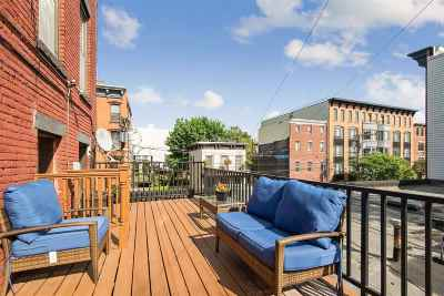 Hoboken Condo/Townhouse For Sale: 601 1st St #3