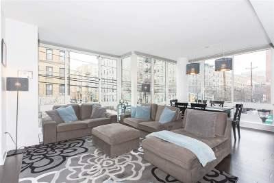 Hoboken Condo/Townhouse For Sale: 1100 Maxwell Lane #233