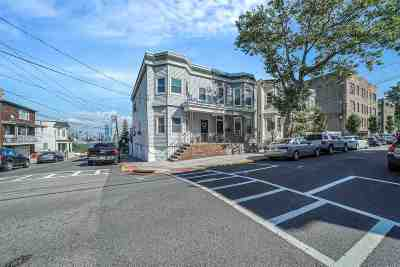 Weehawken Multi Family Home For Sale: 506 Gregory Ave