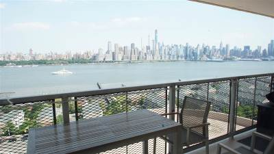 West New York Condo/Townhouse For Sale: 6600 Blvd East #3D