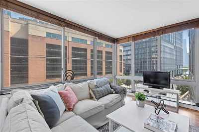 Jersey City Condo/Townhouse For Sale: 25 Hudson St #514
