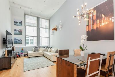 Jersey City Condo/Townhouse For Sale: 50 Dey St #446