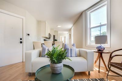 Jersey City Condo/Townhouse For Sale: 38 Troy St #1R