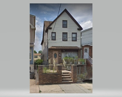 Bayonne Single Family Home For Sale: 38 West 50th St