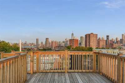 Jersey City Condo/Townhouse For Sale: 34 Prospect St #6