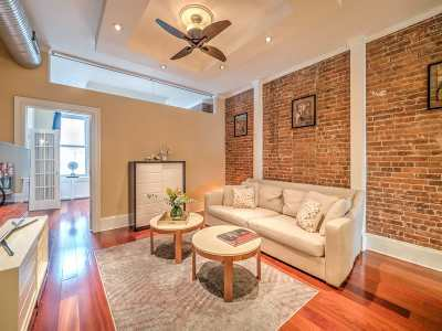 Hoboken Condo/Townhouse For Sale: 814 Washington St #3