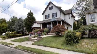 Kearny Single Family Home For Sale: 34 Alpine Pl