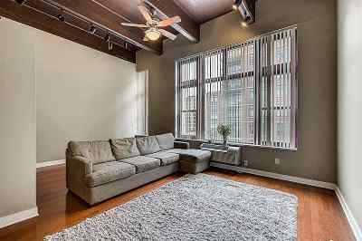 Hoboken Condo/Townhouse For Sale: 1500 Hudson St #5N