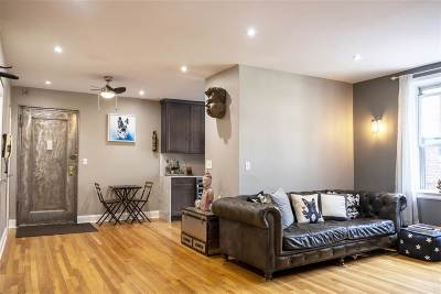 North Bergen Condo/Townhouse For Sale: 8550 Blvd East #2 G