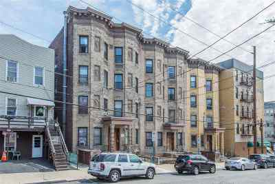 Jersey City Condo/Townhouse For Sale: 96 North St #1S