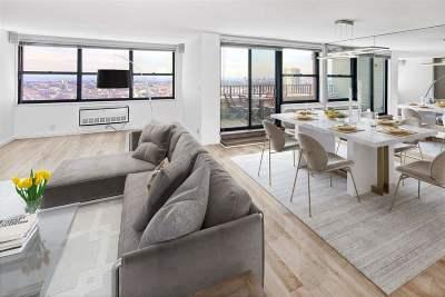 Guttenberg Condo/Townhouse For Sale: 7004 Blvd East #40-B
