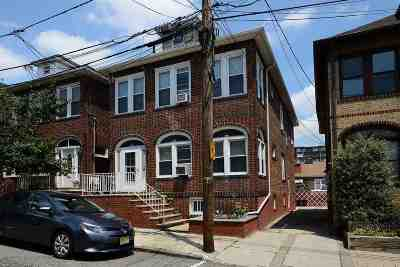 North Bergen Multi Family Home For Sale: 142 Hillcrest Rd