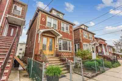 North Bergen Single Family Home For Sale: 1703 77th St