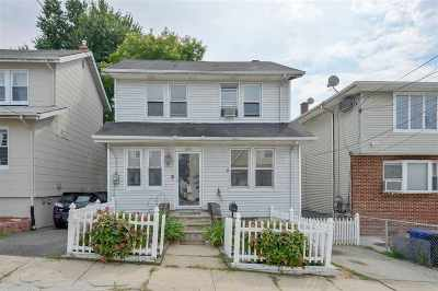 North Bergen Single Family Home For Sale: 1419 83rd St