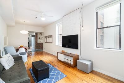 Jersey City Condo/Townhouse For Sale: 343 Varick St #2A