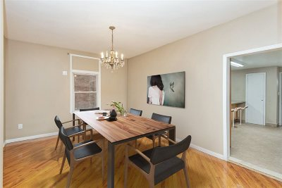Jersey City Single Family Home For Sale: 68 Brinkerhoff St