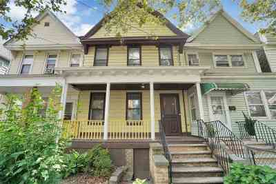 Jersey City Single Family Home For Sale: 41 Gautier Ave