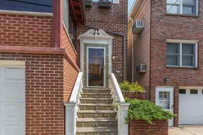 West New York Single Family Home For Sale: 16 63rd St