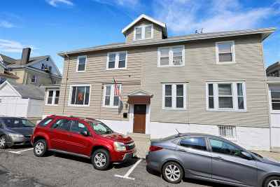 North Bergen Single Family Home For Sale: 7315 Hudson Ave