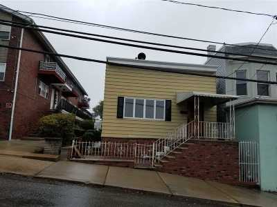North Bergen Single Family Home For Sale: 1229 76th St