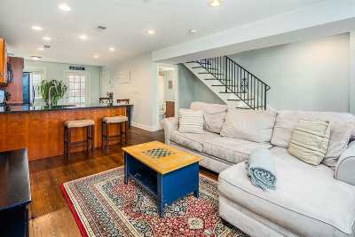 Hoboken Condo/Townhouse For Sale: 161 6th St #1