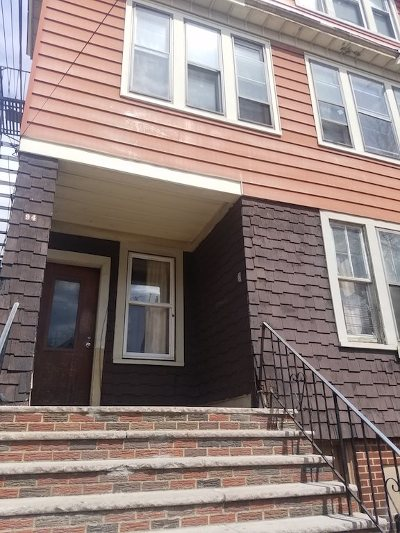 Jersey City Condo/Townhouse For Sale: 94 Pearsall Ave #1F