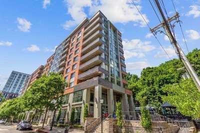 Hoboken Condo/Townhouse For Sale: 800 Jackson St #301
