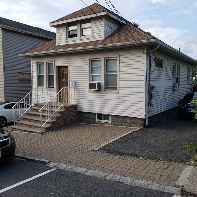 North Bergen Single Family Home For Sale: 1300 73rd St