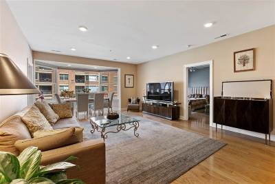 West New York Condo/Townhouse For Sale: 22 Avenue At Port Imperial #232