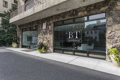 Jersey City Condo/Townhouse For Sale: 75 Liberty Ave #B14